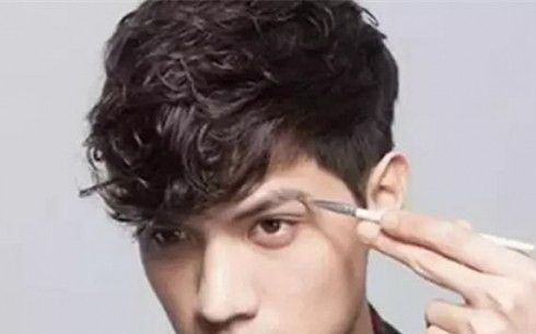男生眉毛怎么修好看 简单几步打造精致眉形